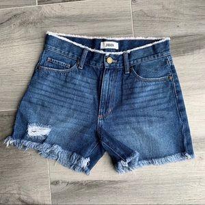 JBD frayed shorts